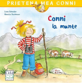 Prietena mea Conni. Vol. 24 - Conni la munte