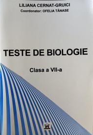 Teste de biologie. Clasa a VII-a