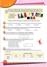 Teste pentru evaluarea nationala. Clasa a IV-a - interior 5