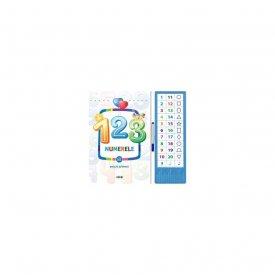 123 Numerele - carte sonora