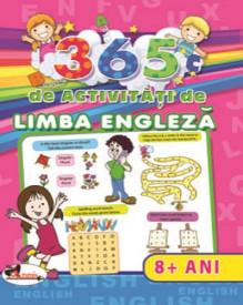 365 de activitati de limba engleza (+ 8 ani)