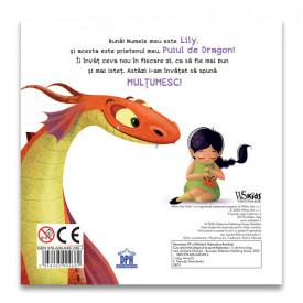 Cum sa-ti inveti dragonul sa spuna Multumesc - coperta 4