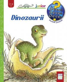 De ce? De ce? De ce? Dinozaurii