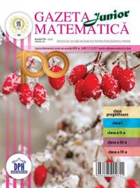 Gazeta Matematica Junior nr. 100 - februarie 2021