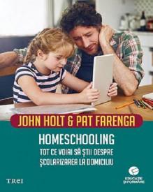Homeschooling. Tot ce voiai sa stii despre scolarizarea la domiciliu