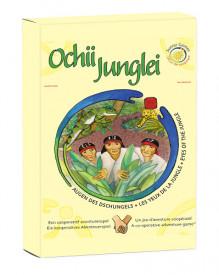 Ochii Junglei - joc de strategie +8 ani