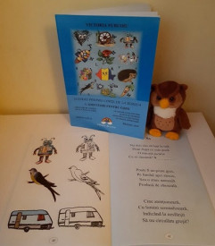 Scrieri pentru copii, de la bunica - vol. 1 Ghicitori pentru copii - interior