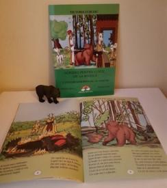 Scrieri pentru copii, de la bunica - vol. 2 Povesti nemuritoare in versuri - interior
