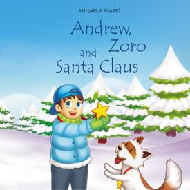 Andrew, Zoro and Santa Claus - coperta