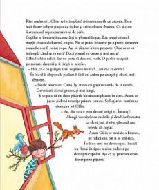 Ce citesc azi? Ruleta cu povesti (carte cu roata) - interior 1