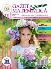 Gazeta Matematica Junior nr. 103 - mai 2021