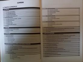 Biologie - Ghid de pregatire pentru definitivat si titularizare - cuprins 1
