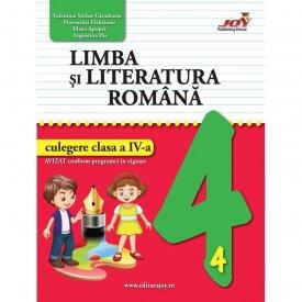 Limba si literatura romana. Culegere. Clasa a IV-a