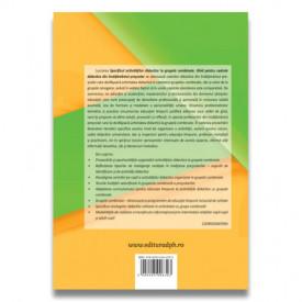 Specificul activitatilor didactice la grupele combinate: Ghid pentru cadrele didactice din invatamantul prescolar - coperta 4