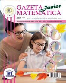Ultimele 2 exemplare! Gazeta matematica nr. 87 - noiembrie 2019