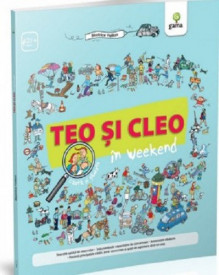 Ultimele 2 exemplare! Teo si Cleo in weekend
