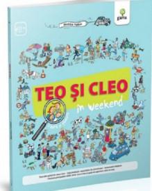Teo si Cleo in weekend - carte de explorare