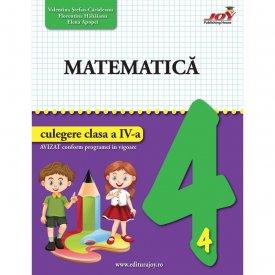 Matematica. Culegere. Clasa a IV-a