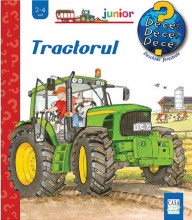 Junior. Tractorul