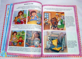 Descoperim mancarea - Enciclopedie captivanta despre mancare si alimentatie sanatoasa