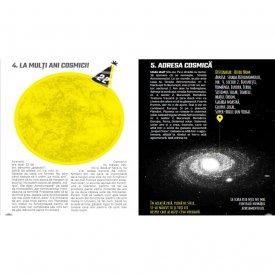 Ghidul micului astronom prin Univers - de Adrian Sonka -  interior 2
