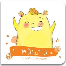 Minibiblioteca emotiilor mele - Mandria