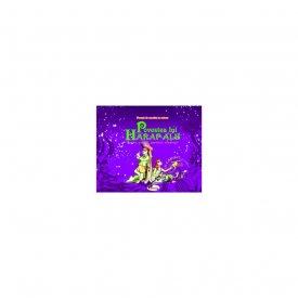 Povesti de ascultat si colorat. Povestea lui Harap-Alb. Cu CD audio