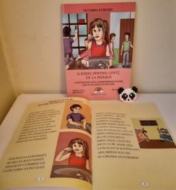 Scrieri pentru copii, de la bunica - vol. 4. Sfaturi educative, deprinderi sănătoase și bune maniere pentru copii - interior