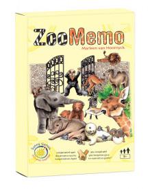 ZooMemo - joc de memorie si cooperare +5 ani