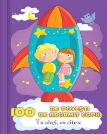 100 de povesti de adormit copiii - jetoane