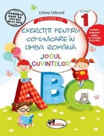 Jocul cuvintelor. Exercitii pentru comunicare in limba romana. Clasa I