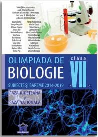 Olimpiada de Biologie - Clasa a VII-a - Subiecte si bareme 2014-2019 - Faza judeteana si faza nationala