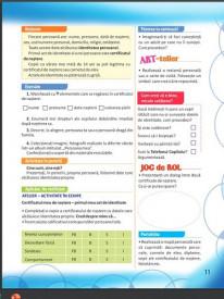 Educatie civica. Manual pentru clasa a III-a. 2 volume: semestrul 1 si 2 - interior 4