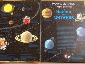 Hai-hui prin Univers - de Mauri Kunnas - poveste captivanta in viitor - interior