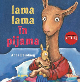 Lama Lama in pijama
