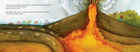 Cat de fierbinti sunt vulcanii! Vulcanismul - interior 4