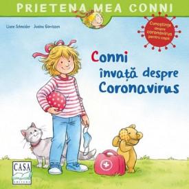 Prietena mea Conni. Conni invata despre Coronavirus