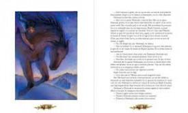 Tropote fermecate - povesti despre cai - interior