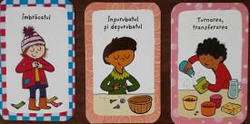 52 de activitati Montessori  - jetoane