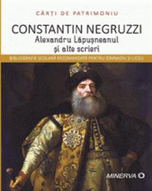 Alexandru Lapusneanul si alte scrieri - de Constantin Negruzzi