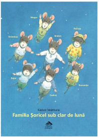 Familia Soricel sub clar de luna