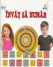 Invat sa numar - cu CD multimedia
