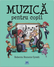 Muzica pentru copii - coperta 1