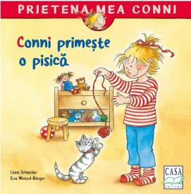 Prietena mea Conni. Vol. 26 - Conni primeste o pisica