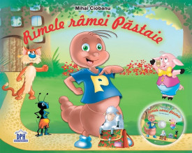 Rimele ramei Pastaie - carte cu CD audio