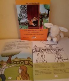 Scrieri pentru copii, de la bunica - vol. 3 Povesti din curtea bunicilor - interior
