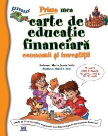 Ultimul exemplar! Prima mea carte de educatie financiara