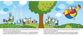 Bobita, Buburuza si baloanele de sapun - pagina 1