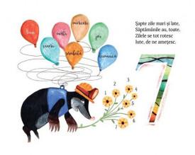Caruselul numerelor - poezii de Simona Epure
