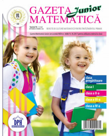 Gazeta Matematica Junior nr. 96 - septembrie-octombrie 2020